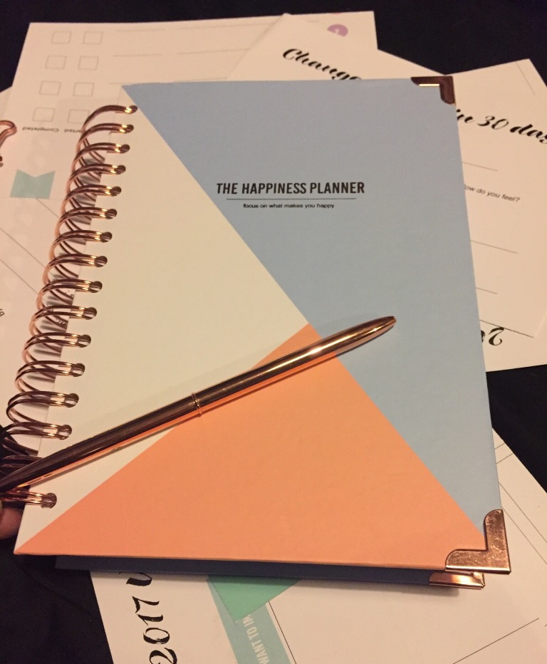My Happiness Planner
