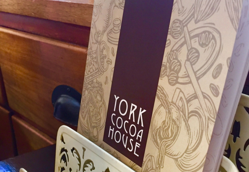 A Sweet City Centre Stop at York Cocoa House Chocolate Emporium
