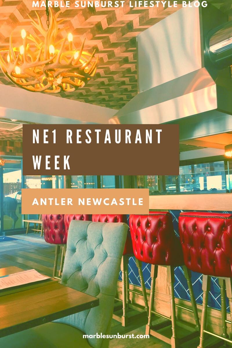 Antler Alpine Bar and Restaurant – Newcastle Restaurant Week2018